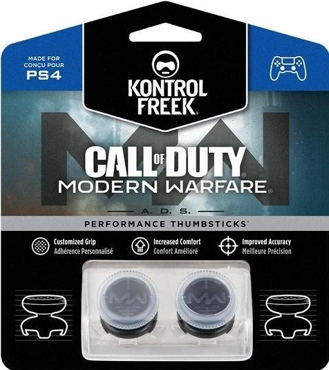 Call of Duty Modern Warfare - A.D.S. KontrolFreek | Performance Thumbsticks | Накладки на стики PS4/PS5