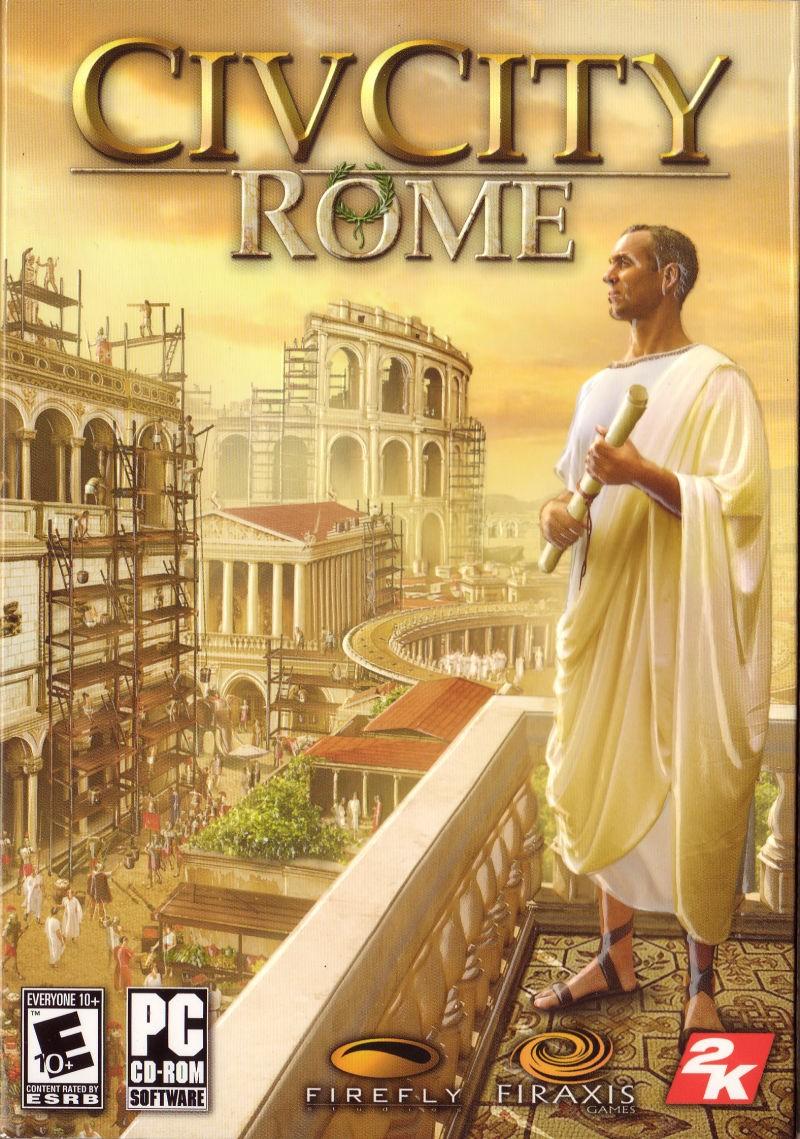 CivCity: Rome PC DIGITAL