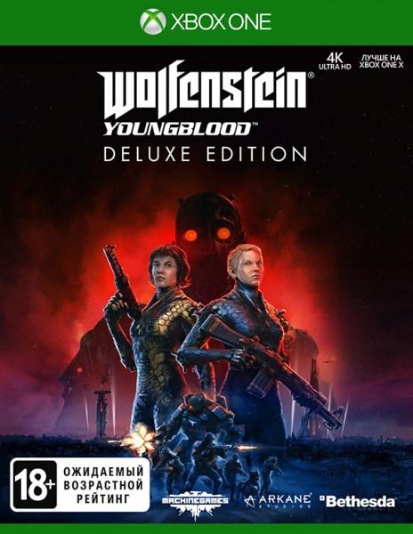 Wolfenstein Youngblood Deluxe Edition XONE
