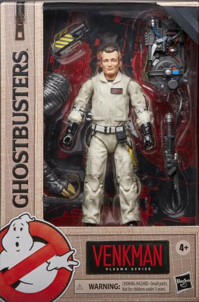Ghostbusters Peter Venkman | Пітер Венкман Мисливці за Привидами | Фігурка Hasbro