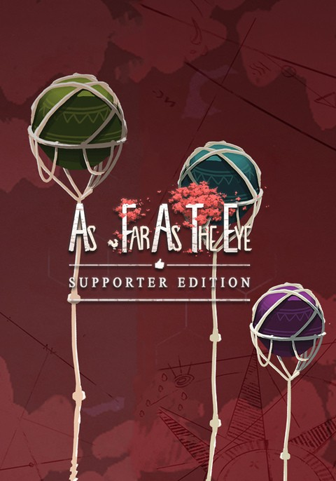 As Far As The Eye – Supporter Edition PC DIGITAL