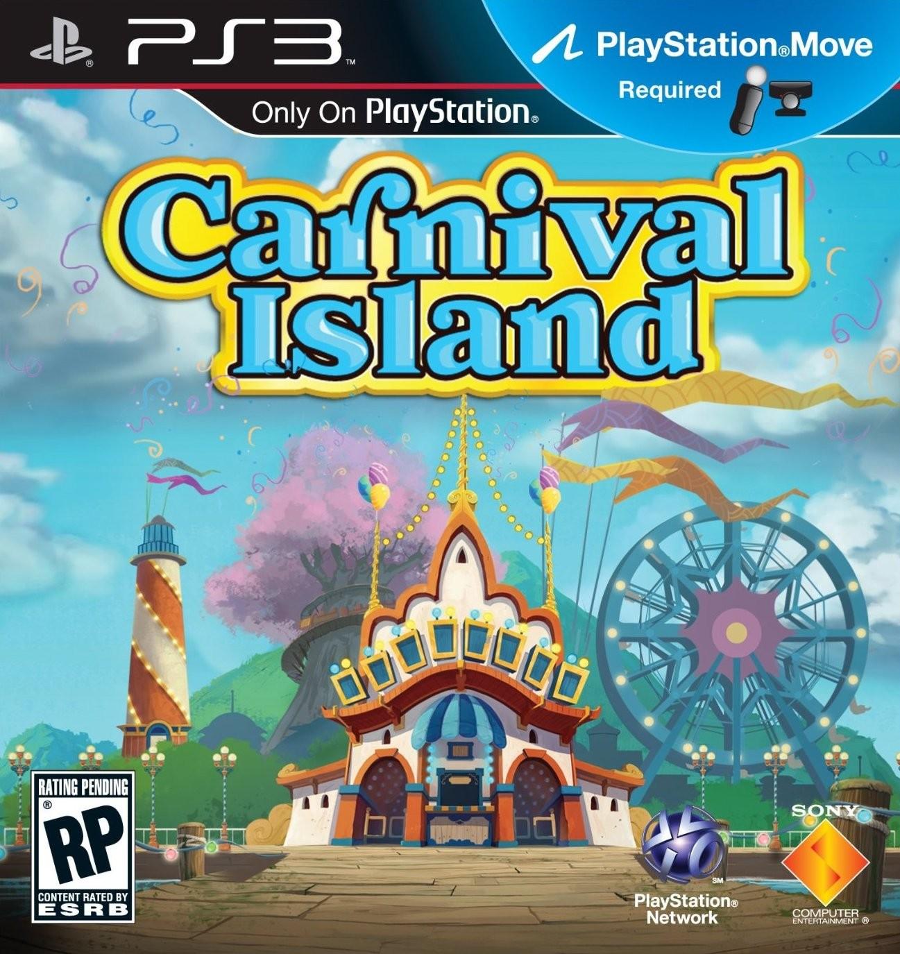 Carnival Island б/у PS3