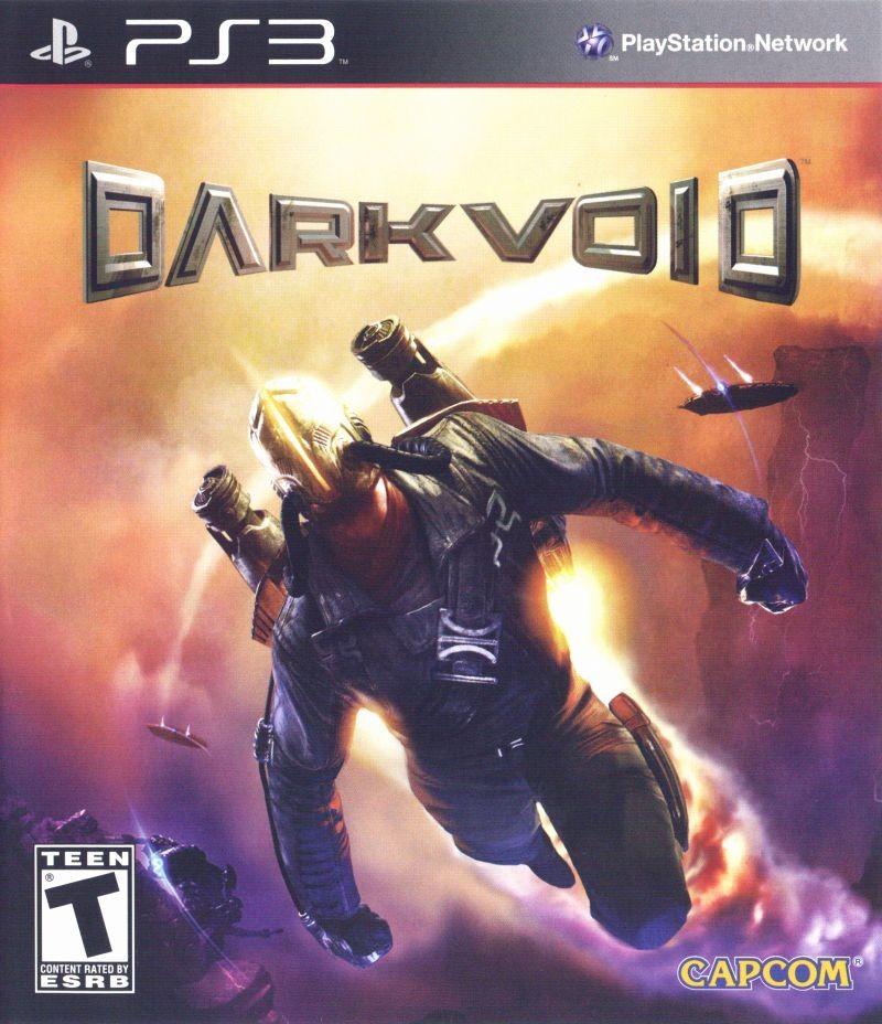 DARK VOID б/у PS3