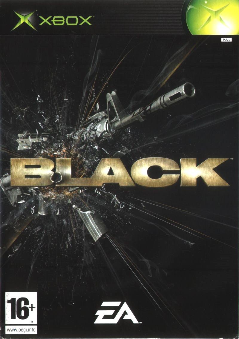 Black б/у XBOX