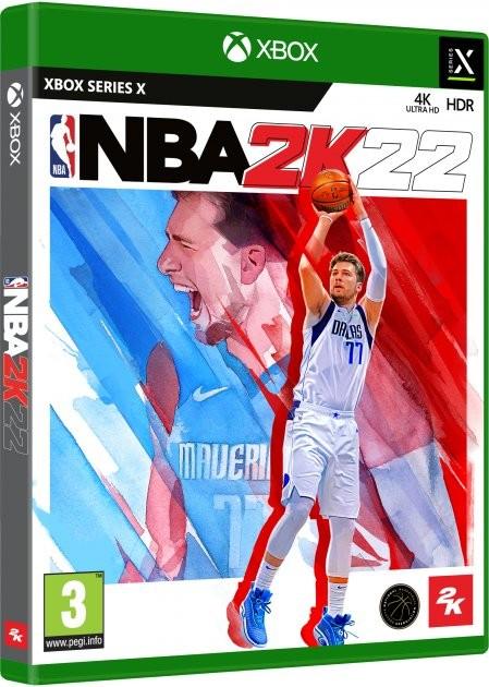NBA 2K22 XSX