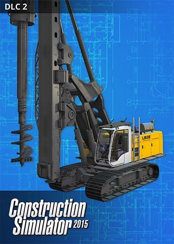 Construction Simulator 2015: Liebherr LB 28 PC DIGITAL