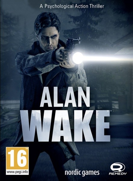 Alan Wake PC DIGITAL