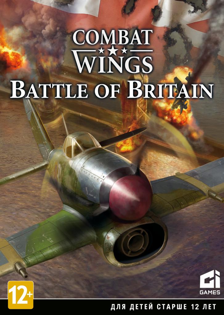 Combat Wings: Battle of Britain PC DIGITAL