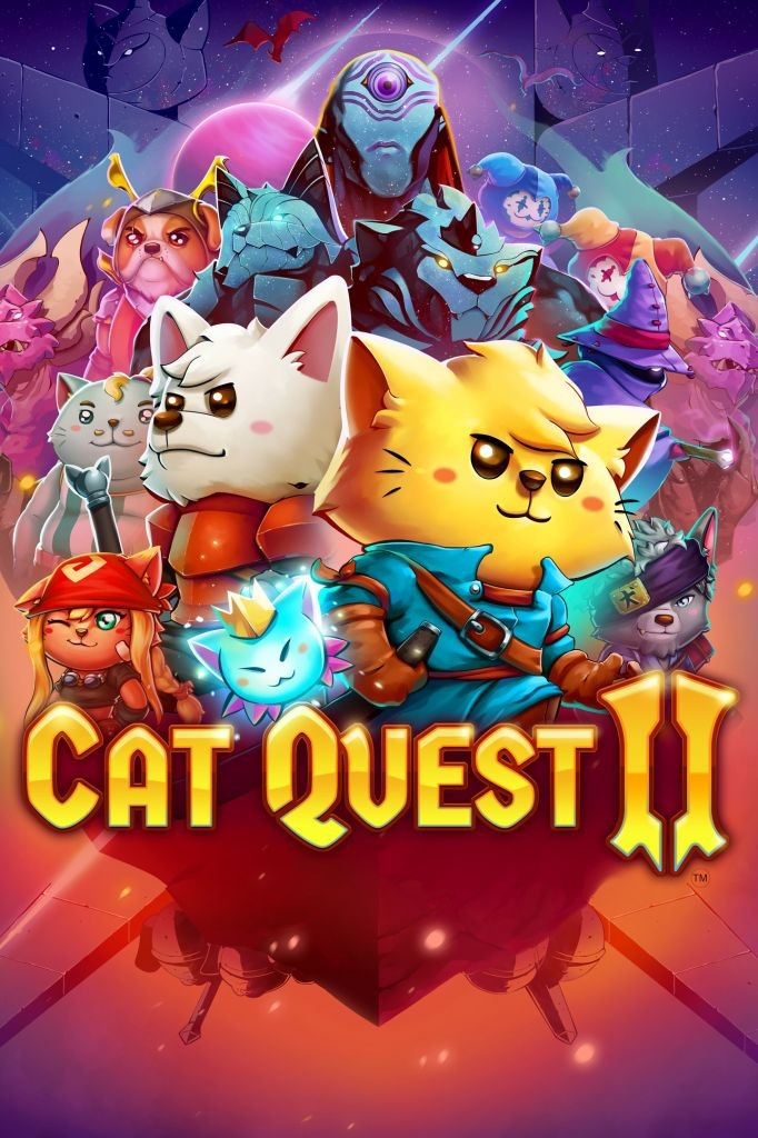 Cat Quest II PC DIGITAL