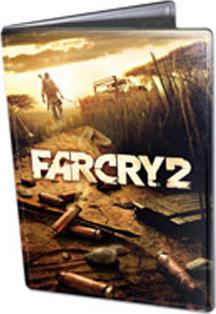 Steelbook Far Cry 2 | Стілбук
