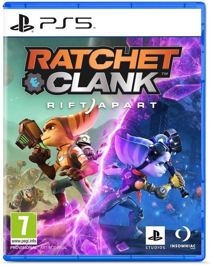 Ratchet & Clank Rift Apart | Ratchet & Clank Сквозь Миры PS5