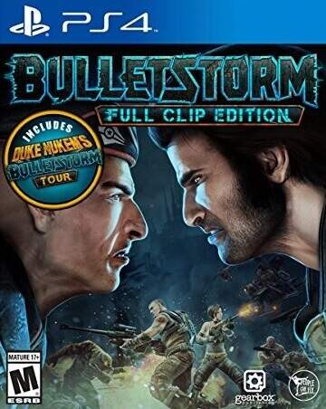 Bulletstorm: Full Clip Edition б/в PS4