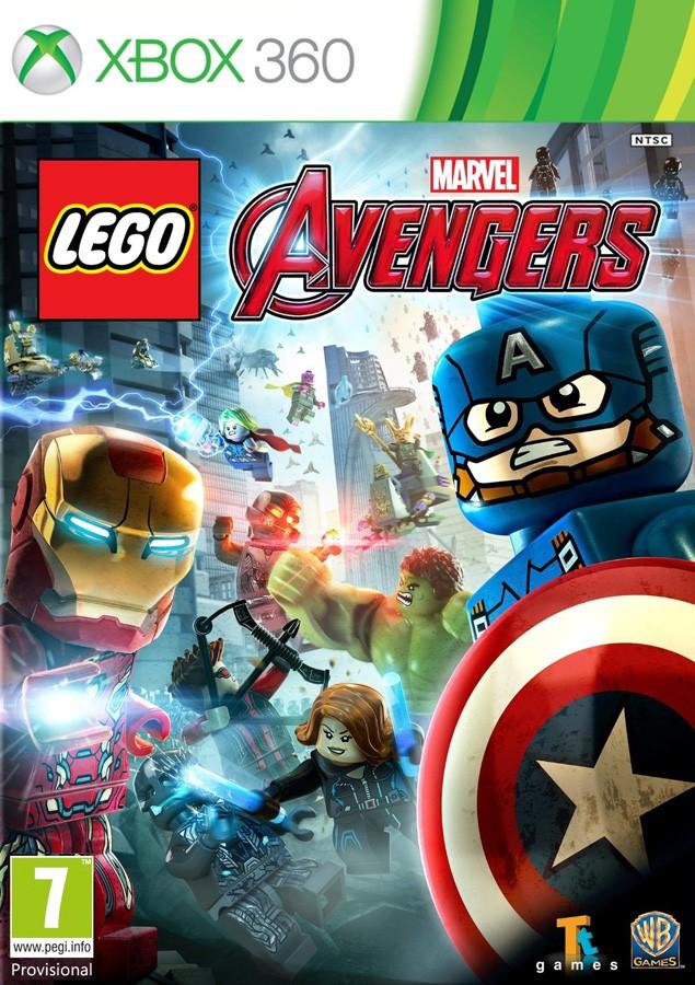 LEGO Marvel's Avengers | LEGO Месники X360