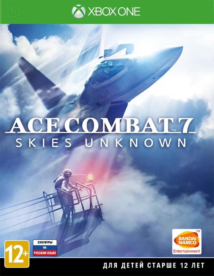 ACE COMBAT 7: SKIES UNKNOWN XONE
