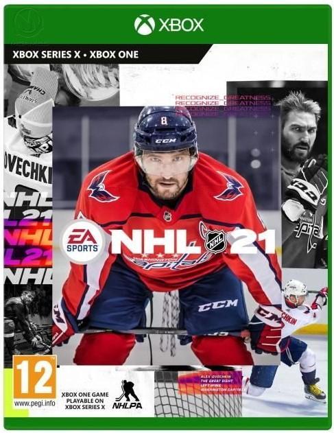 NHL 21 XONE