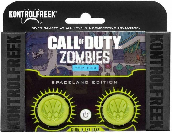 Call of Duty Spaceland Zombies Edition KontrolFreek | Performance Thumbsticks | Накладки на стики PS4/PS5