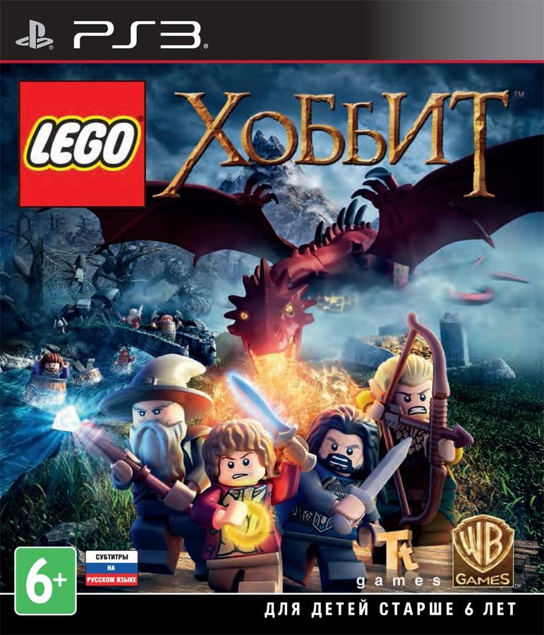 LEGO The Hobbit | LEGO Хоббит б/у PS3