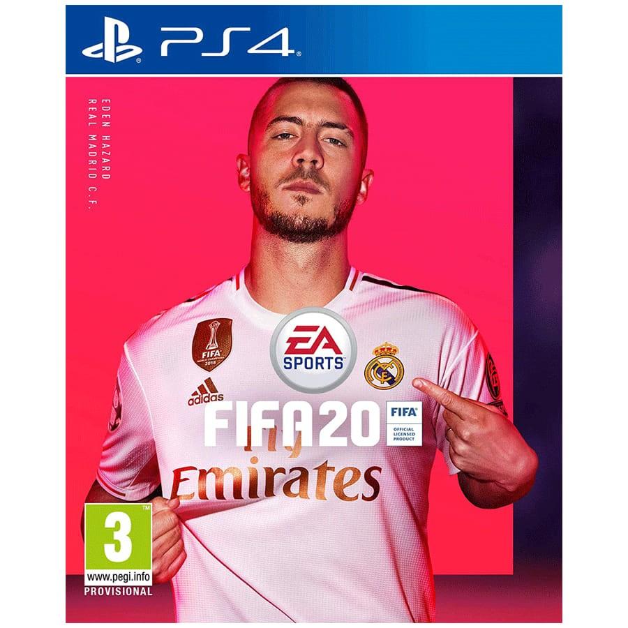 FIFA 20 б/у PS4