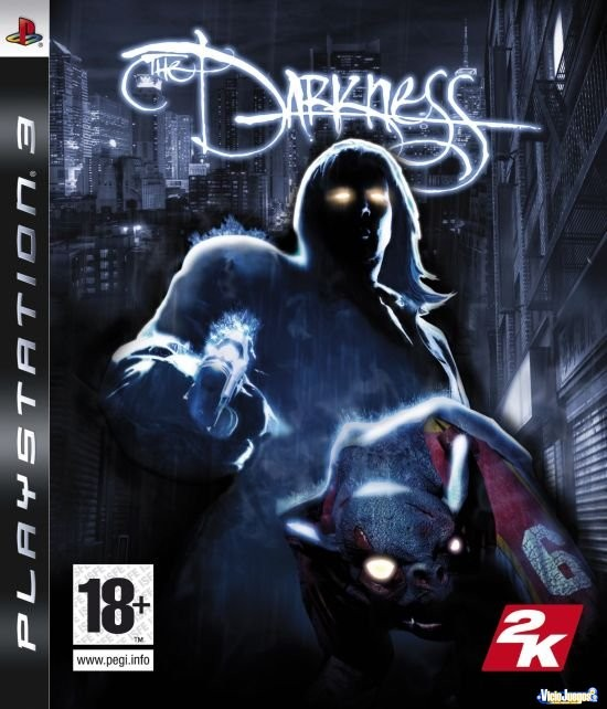 The Darkness б/в PS3