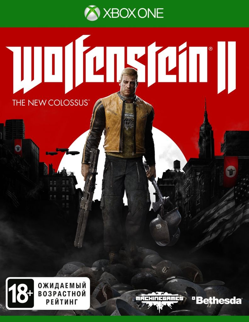 Wolfenstein II: The New Colossus XONE