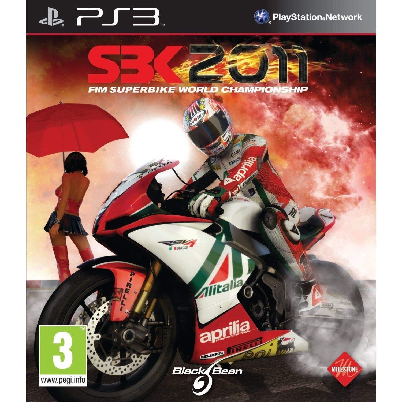 SBK 2011 FIM Superbike World Championship б/у PS3