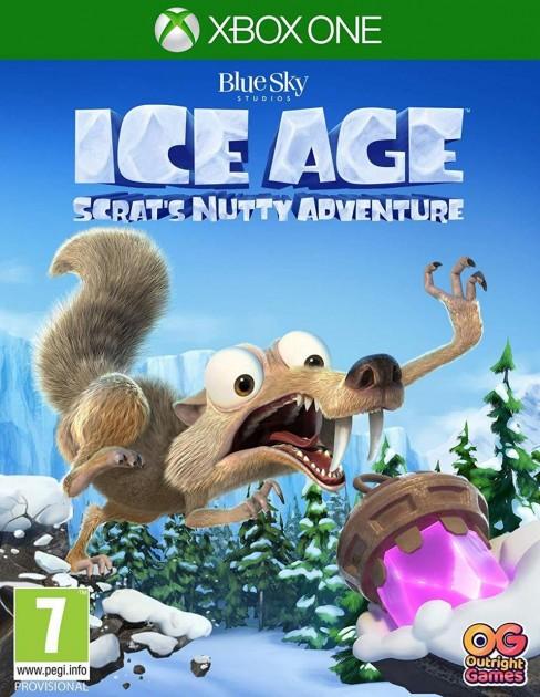 Льодовиковий період: Божевільна пригода Скрета | Ice Age: Scrat's Nutty Adventure XONE