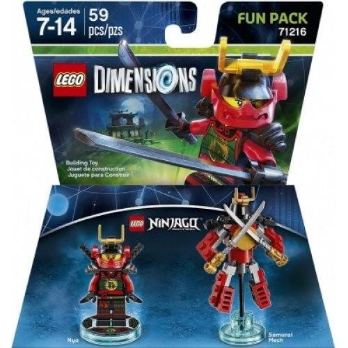 LEGO Dimensions Fun Pack Ninjago Nya | LEGO Виміри