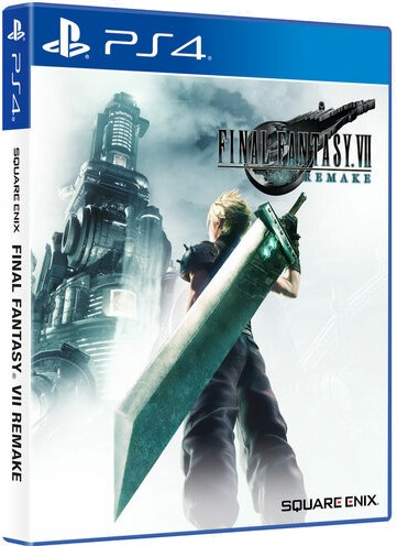 Final Fantasy VII Remake | Final Fantasy 7 Remake PS4