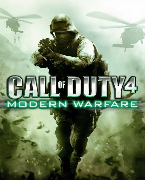 Call of Duty 4 Modern Warfare PC DIGITAL