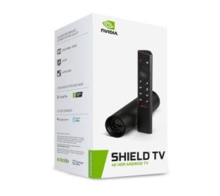 NVIDIA SHIELD Android TV 4K HDR Streaming Media Player | Телевизионный пульт