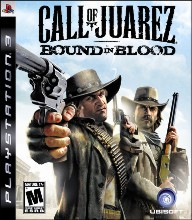 Call of Juarez Bound in Blood б/в PS3