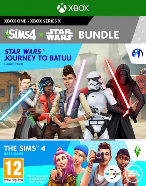 The Sims 4 + Star Wars: Путешествие на Батуу XONE