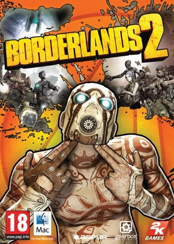 Borderlands 2 (для Mac) PC DIGITAL