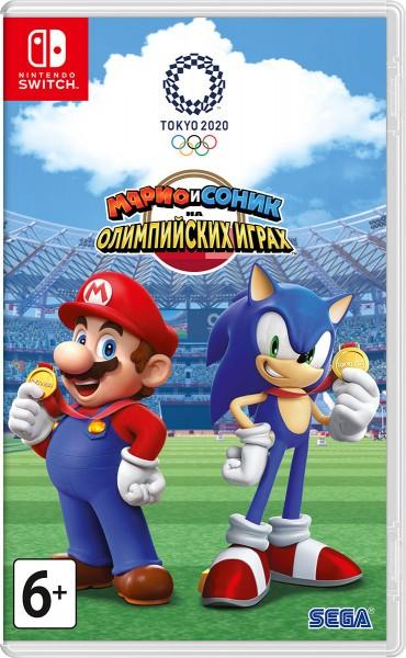 Mario & Sonic at the Olympic Games Tokyo 2020 | Маріо і Соник на Олімпійських іграх 2020 на Токіо SWITCH