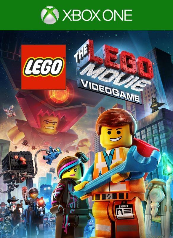 The LEGO Movie Videogame | LEGO Фільм б/в XONE