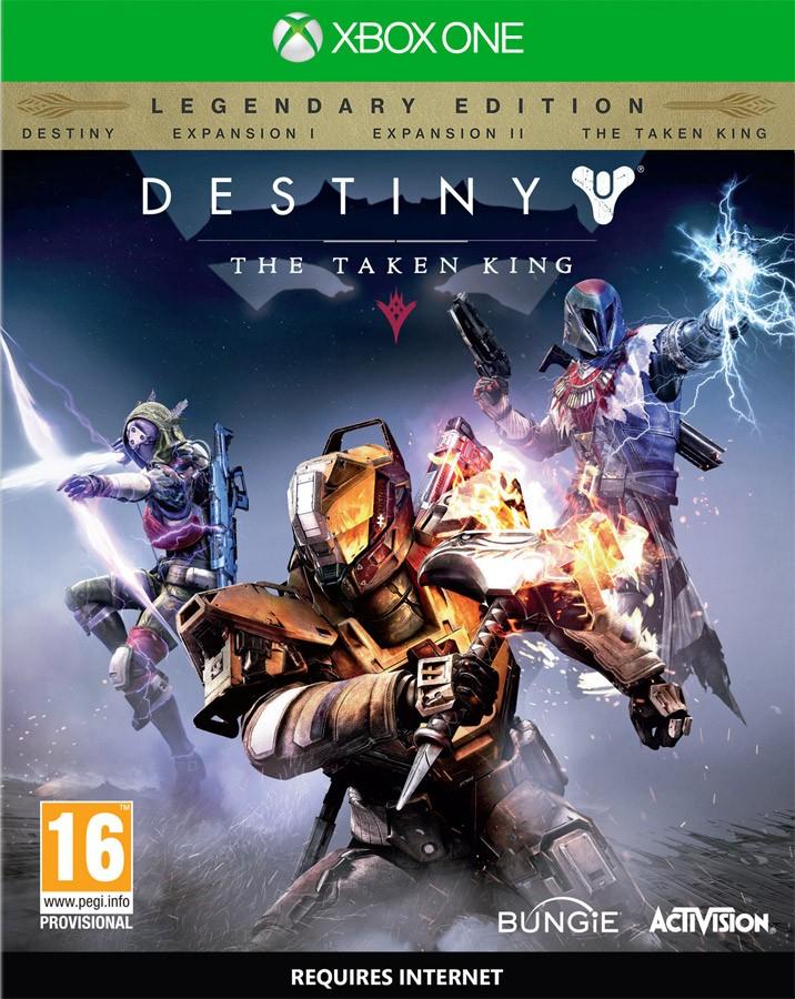 Destiny: The Taken King. Legendary Edition XONE
