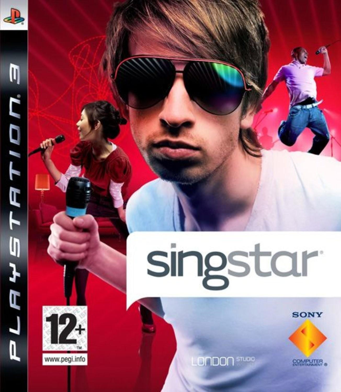 SingStar б/у PS3