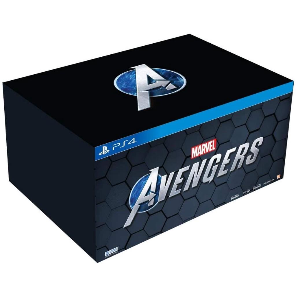 Месники Marvel Найбільше видання Землі | Marvel's Avengers Earth's Mightiest Edition PS4