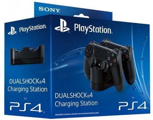 Зарядний пристрій для контролера/джойстика/геймпада PS4