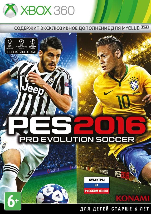 Pro Evolution Soccer 2016 X360