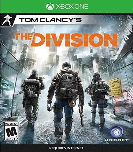 Tom Clancy's The Division б/в XONE