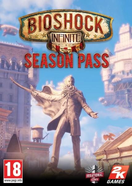 Bioshock Infinite Season Pass PC DIGITAL