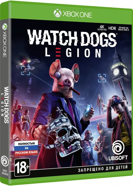 Watch Dogs Legion | Watch Dogs Легіон XONE