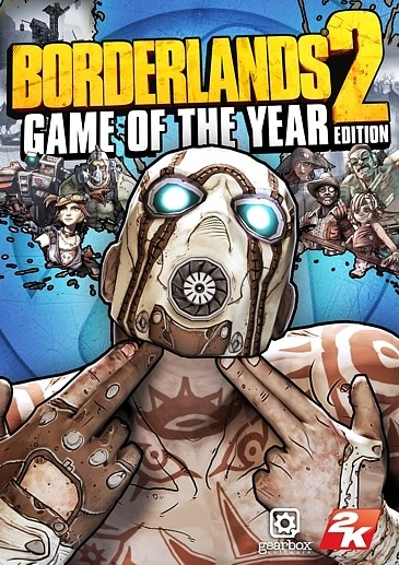 Borderlands 2: Game of the Year Edition PC DIGITAL