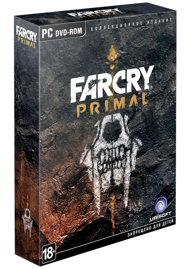 Far Cry Primal. Колекційне видання PC