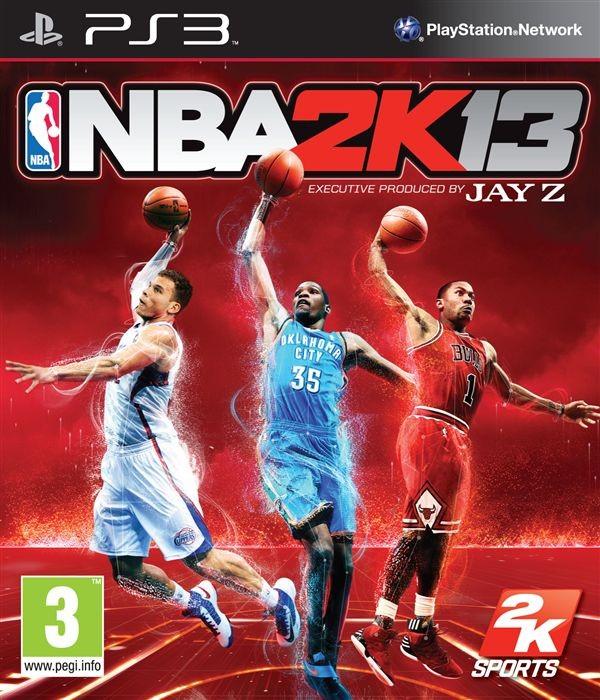 NBA 2K13 б/у PS3