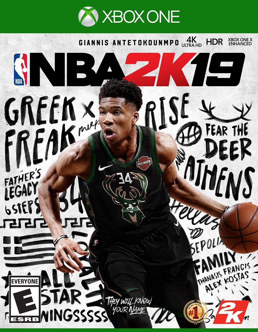 NBA 2K19 XONE
