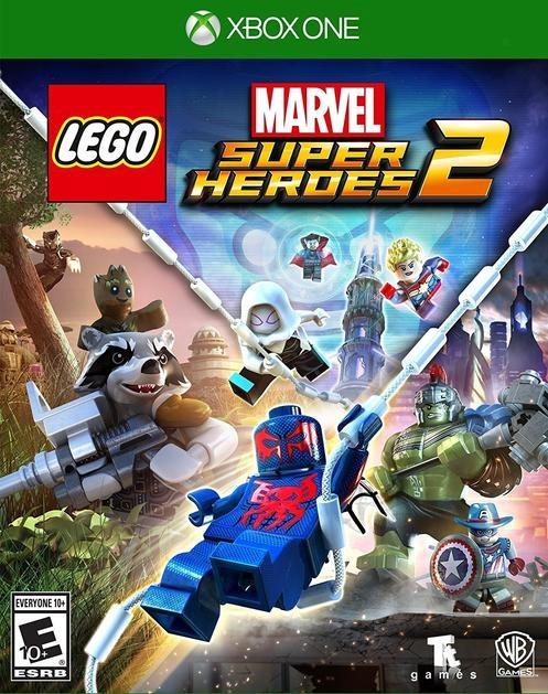 LEGO Marvel Super Heroes 2 | LEGO Marvel Супергерои 2 XONE
