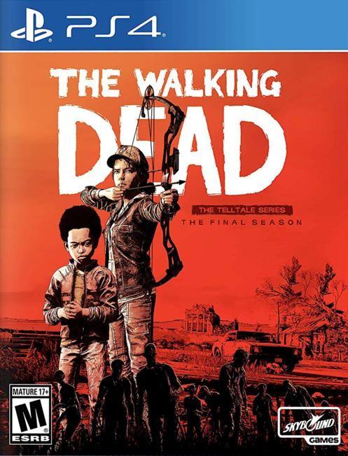 The Walking Dead Финальный сезон PS4