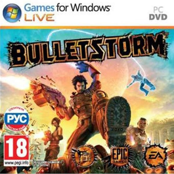 Bulletstorm (рус)